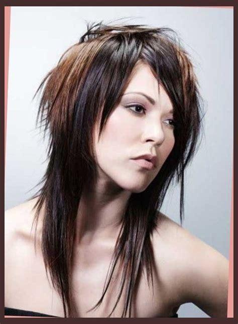 15 superlative long bob hairstyles ideas sheideas 25 best ideas about long choppy hairstyles on pinterest