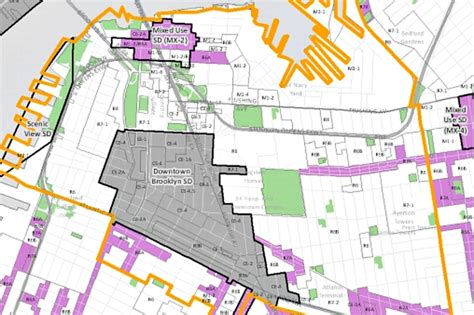 Staten Island Kitchen Ft Greene And Clinton Hill Buildings Could Get Taller