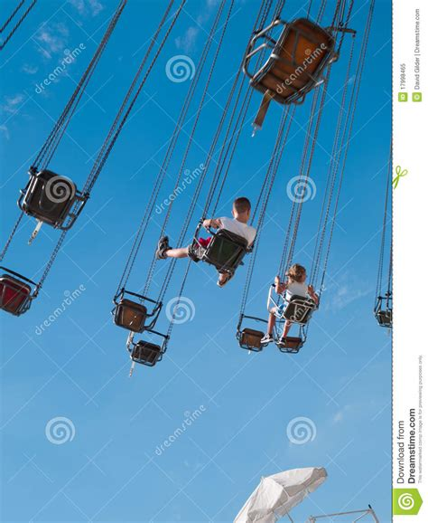 State Fair Of Texas Swing Ride Editorial Image Image