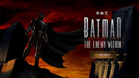Within The save 40 on batman the enemy within the telltale series