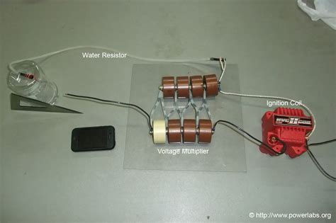 high voltage capacitor projects 200kv voltage multiplier