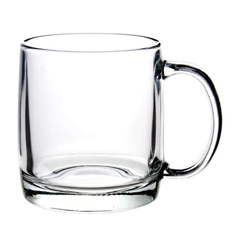 clear coffee mug nordic 13 ounce clear glass mugs set of 4 15825253 overstock shopping top