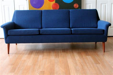 dux sofa folke ohlsson dux mid century modern three seat sofa an
