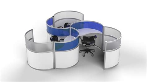 modular furniture with many different functions c1 cool office cubicle pods