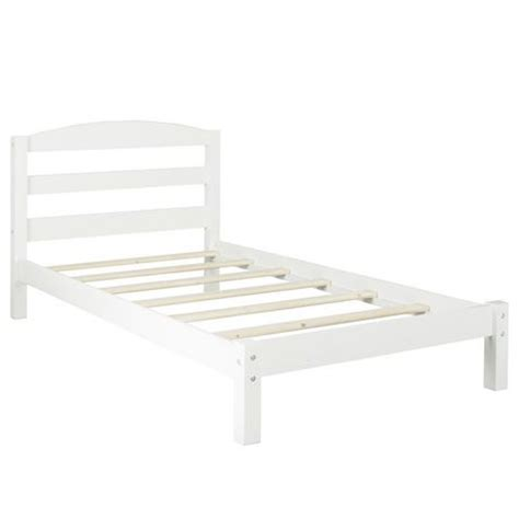 single bed walmart mainstays twin single wood bed walmart ca