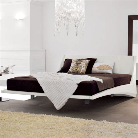 floating bed dylan bed floating bed by cattelan italia