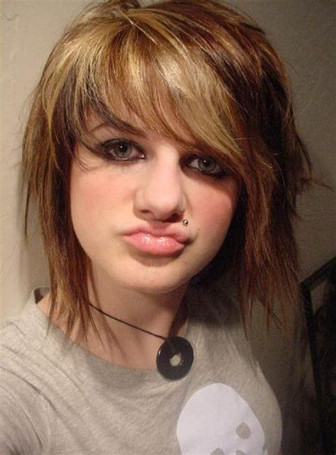 girl hairstyles on tumblr emo hairstyles for girls latest popular emo girls