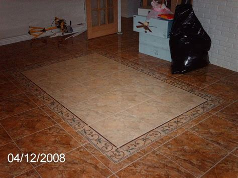 instalacion de diseno en piso ceramica pisos pinterest ceramica