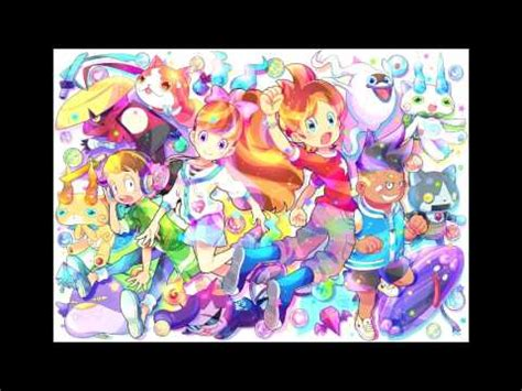 theme line youkai watch youkai watch ost vs youkai battle theme youtube
