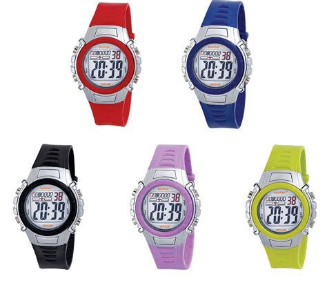 digital watches boorah