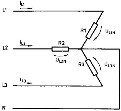 resistors connected in delta fig 8 13 connection of threeresistors