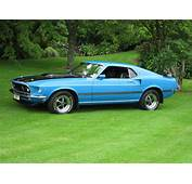 1969 Ford Mustang Mach 1  Heacock Classic Insurance