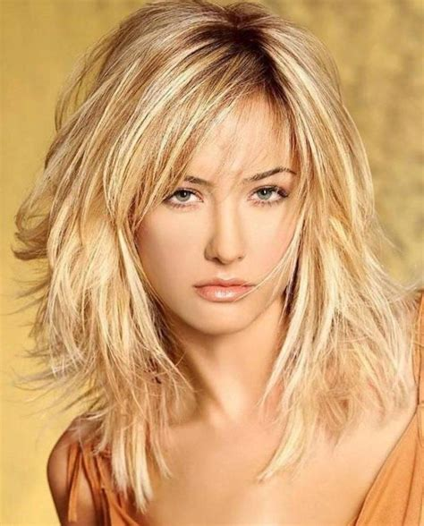 Popular Medium Length Pinterest Womens Cuts | the haircuts trends for medium hairstyles long hairstyles