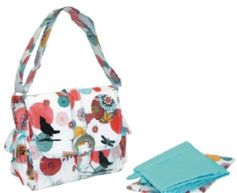 Diaper Bag Giveaway - kalencom midi diaper bag giveaway