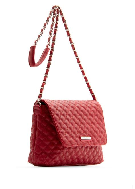 Mango Quilted Bag mango quilted handbag in lyst