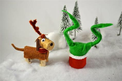 how to make a dog cork ornament the grinch stole and max the wine cork ornament stuffer