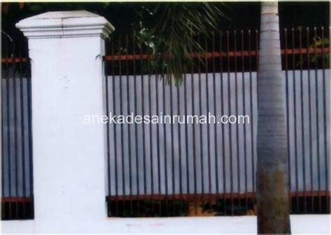 Dan Gambar Ranjang Besi desain dan gambar pagar dan pintu besi minimalis modern dan konvensional 43 si momot