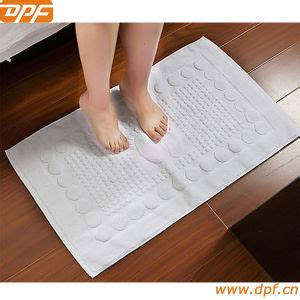cotton floor mat hs code china high quality 100 cotton guesthouse hotel floor bath