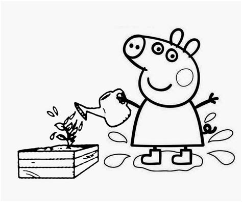 peppa pig coloring pages printable pdf coloring pages free pa pig coloring pages peppa pig