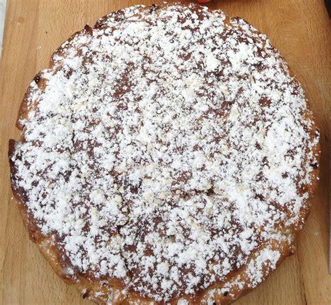 ricetta della torta mantovana torta mantovana le ricette di pola
