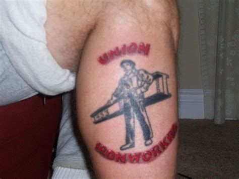 construction tattoos 82 best ironwork images on construction worker