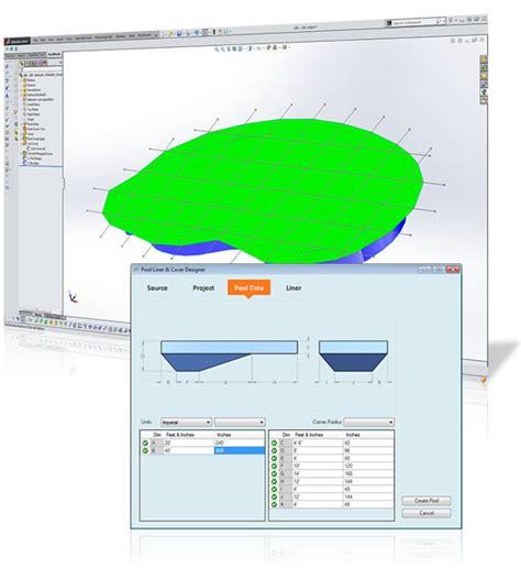 professional pattern design software poolworks
