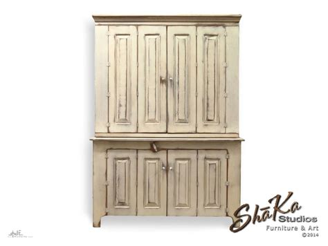 Hand Made Shabby Cottage Chic Tv Cabinet With Bi Fold Wrap Bi Fold Cabinet Doors