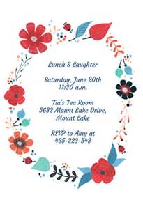 Morning Tea Invitation Template Free by Morning Tea Invitation Template Free 28 Morning Tea