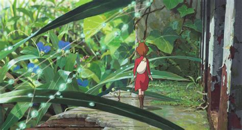 studio ghibli film arrietty i ve been to the secret world of arrietty puddingpost