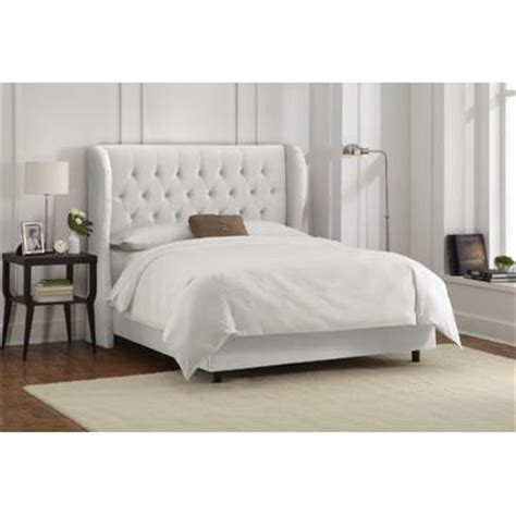 wingback bed skyline furniture wingback bed wayfair