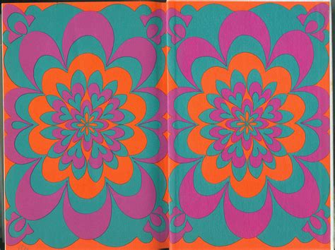 70s colors paper texture 60s 70s pattern sharp colors by
