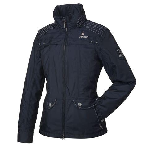 Premium Parka Navy pikeur kantara waterproof jacket premium collection navy redpost equestrian