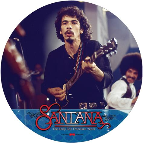 San Francisco Records Search Santana The Early San Francisco Years Lp Cleopatra Records Store