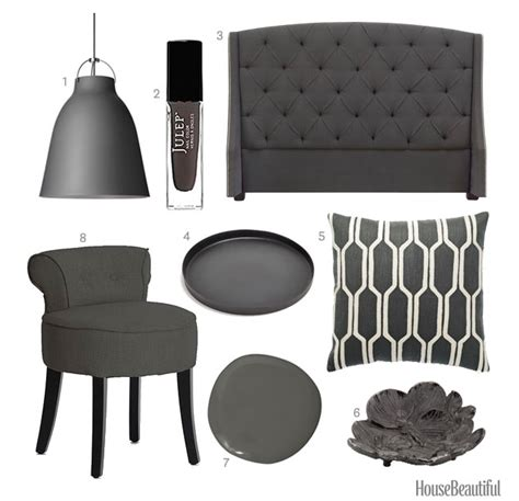 house accessories charcoal gray home accessories dark gray home decor