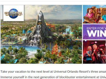 Today Show Orlando Sweepstakes - bravo universal orlando volcano bay sweepstakes