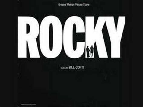 rocky theme music youtube bill conti gonna fly now theme from rocky youtube