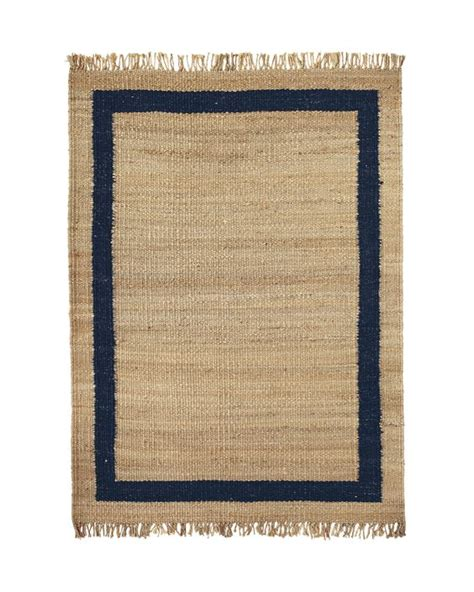 jute rugs with borders rug pads shops and country on