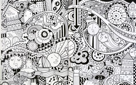 doodle for drawing page free doodle owl coloring pages
