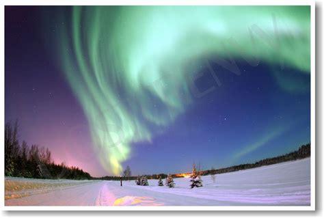 alaska usa america northern lights science