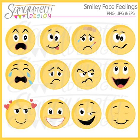 how do you doodle drawing my feelings and emotions sanqunetti design smiley clipart
