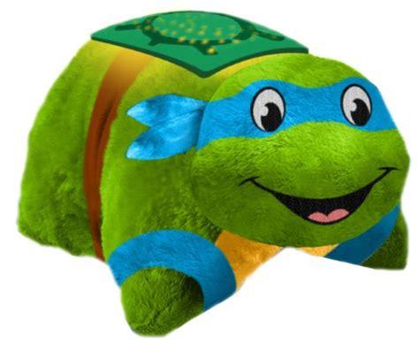 pillow pet light up ceiling mutant turtles leonardo lites pillow