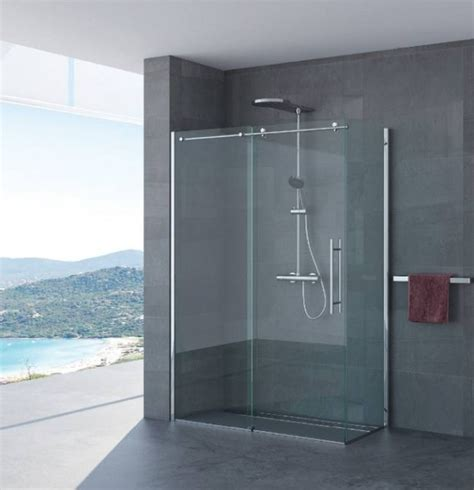 box doccia acciaio box doccia porta scorrevole quot giorgia quot 3 lati profili in