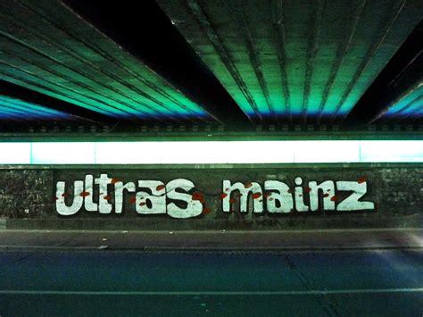 Ultras Mainz Aufkleber by Graffiti In Mainz Stadtkind