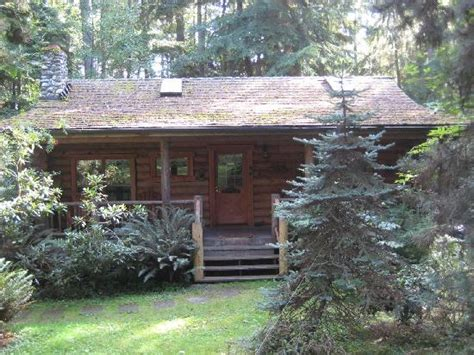 another view of the log cabin so cute picture of
