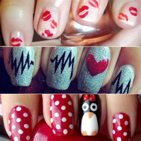 s day nail ideas 28 s day nail ideas to put you in the mood