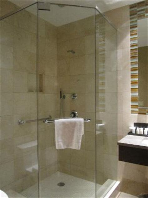 Hotel Shower by Shower Picture Of The Pearl Hotel New York City