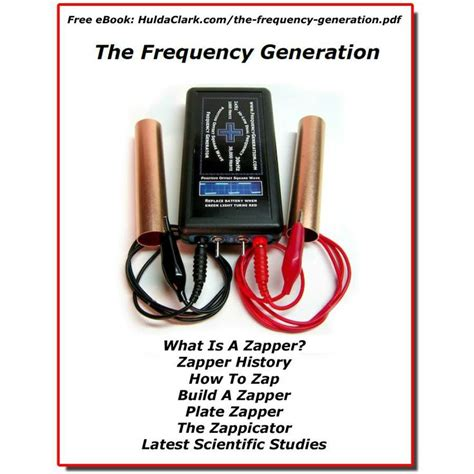 Detox Frequency by 28 Best Hulda Clark Zapper Images On Clarks