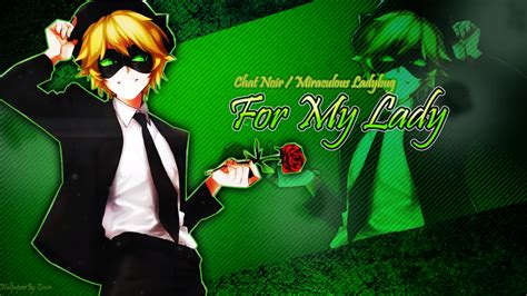 chat noir wallpaper miraculous ladybug wallpaper chatnoir miraculous ladybug by zumin chan on
