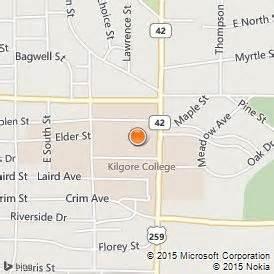 map of kilgore kilgore college review facts american school search