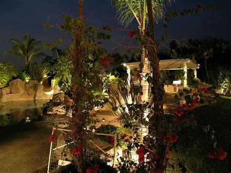 San Diego Landscape Lighting By Artistic Illumination Landscape Lighting San Diego